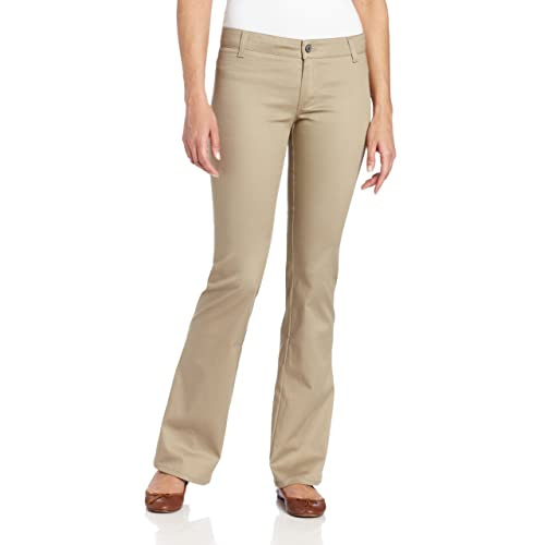 Khaki Women's Pants: Amazon.c