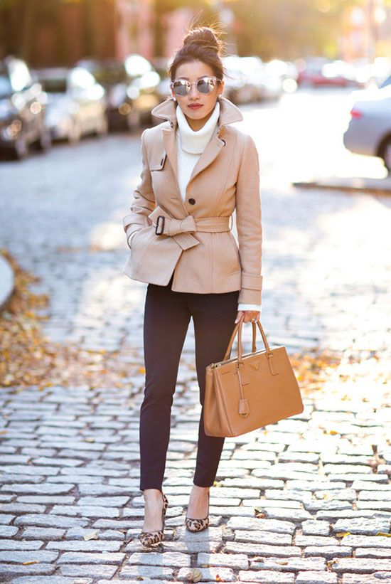The Best Outfit Ideas Of The Week | Business casual outfits, Fall .
