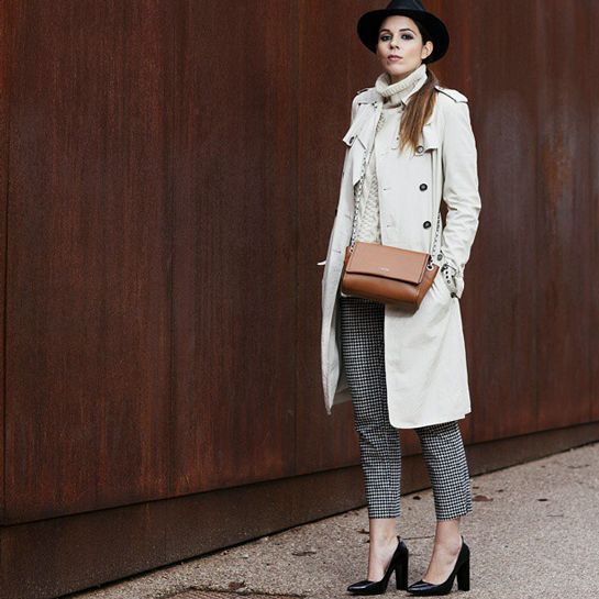 Trench Coat Outfits Styles-16 Chic Ways to Wear Trench Co