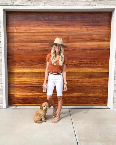 How to Style Bermuda Shorts: 14 Outfit Ideas You'll Love - CLEO .