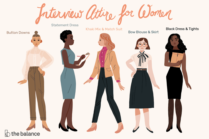 Interview Attire for Women That Makes a Best Impressi