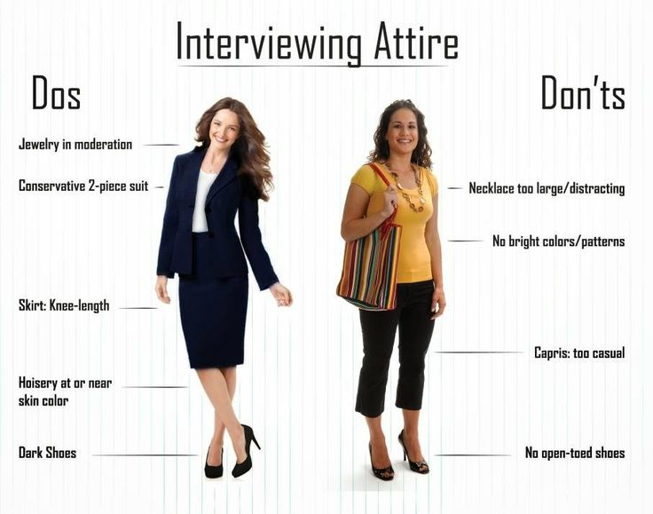 InterviewTips – Interview Attire For Women! #ASIEPersonnel .
