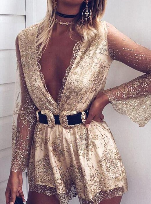 gold-embellished-playsuit-outfit-new-years-eve-party-dress-ideas .
