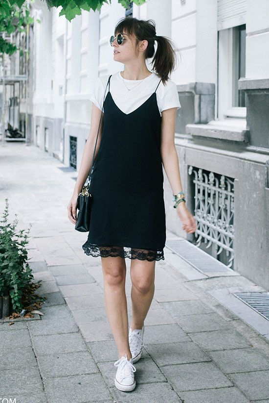 The Best Outfit Ideas Of The Week   Dress, sneakers outfit, Casual .