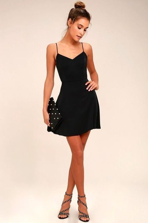 Pin by Hi on Outfit Ideas | Little black dress outfit, Black dress .