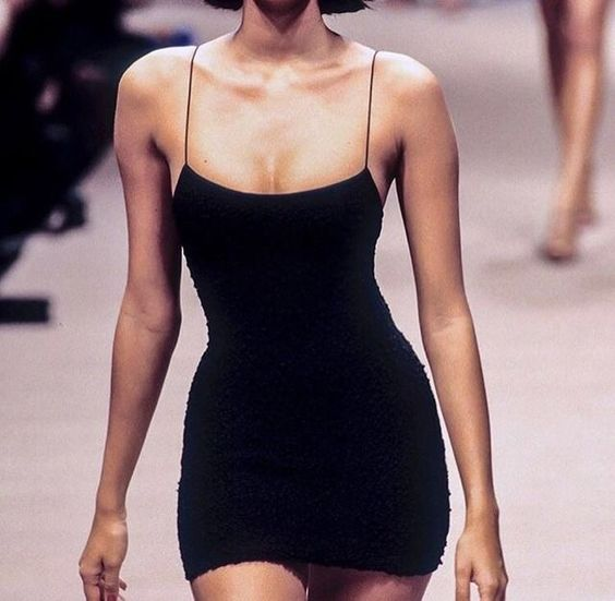 How to Wear Black Bodycon Dress: 10 Best Outfit Ideas - FMag.c