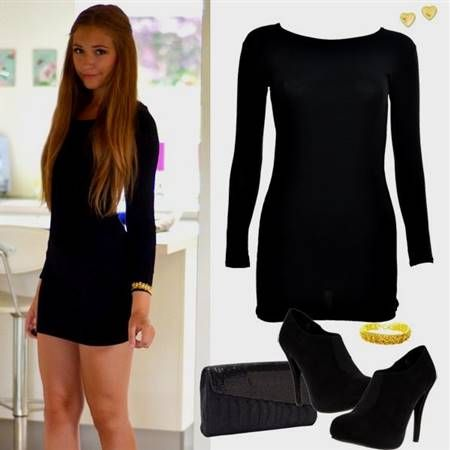 Nice black bodycon dress outfit ideas 2017-2018 Check more at http .
