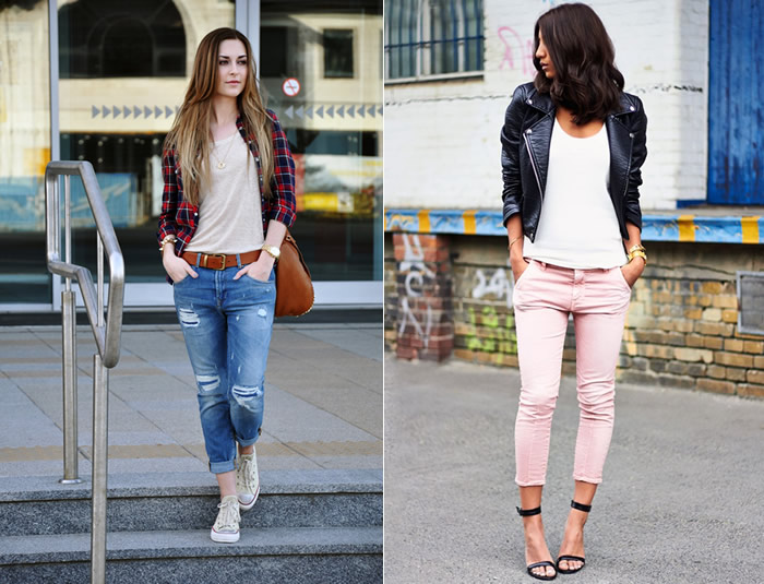 15 Stunning Capri Jeans & Pants Outfit Ideas for Women - FMag.c