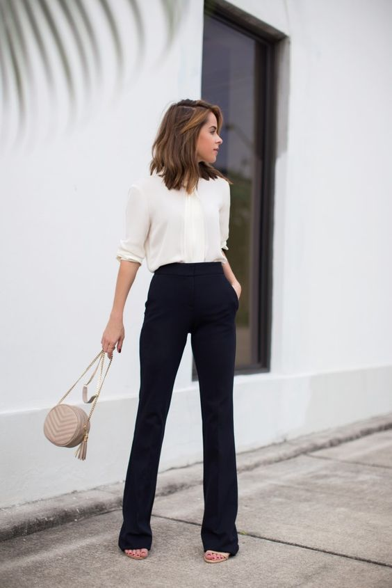 100+ Best Street Style Outfit Ideas | Chic work outfit, Spring .