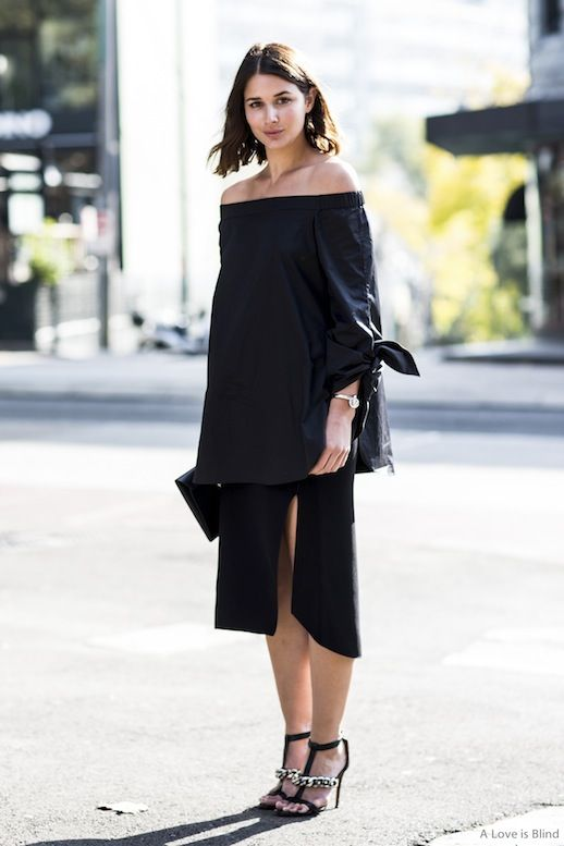30 Great Ways to Wear Off The Shoulder Top/Dress | Fashion, Style .