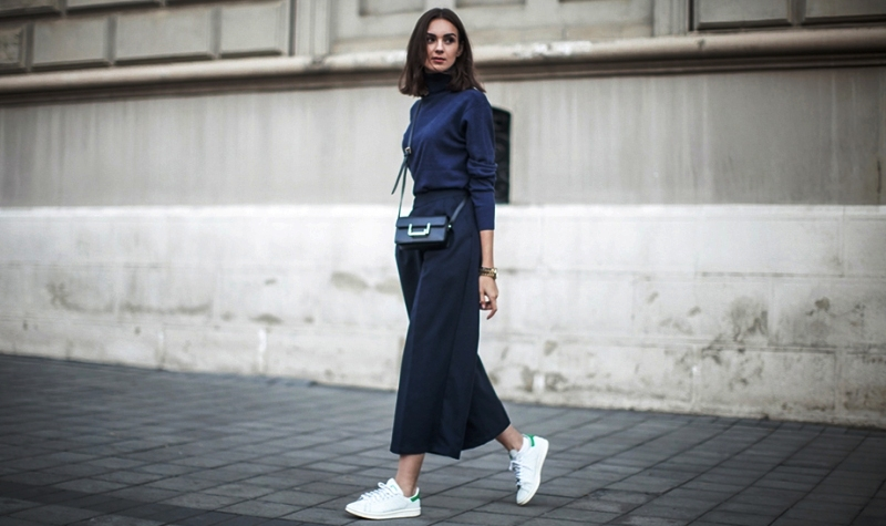 25 Classy Culottes Outfit Ideas For Women - Instalove