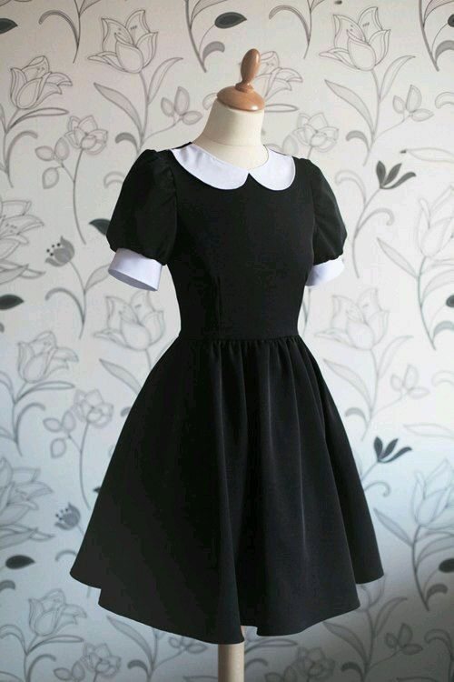 You can kill someone in this dress and get away with it.   Vintage .