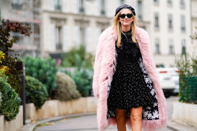 23 Classy Faux Fur Coat Outfit Ideas for Winter Fashi