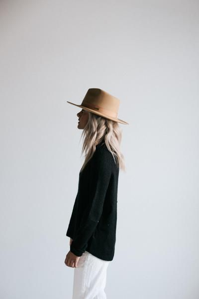Monroe Rancher - Brown in 2020 | Hats for women, Fashion .