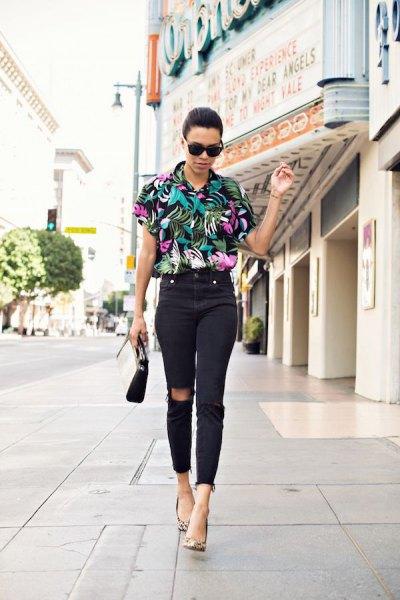 How to Wear Black Hawaiian Shirt: Best 13 Stylish & Cheerful .