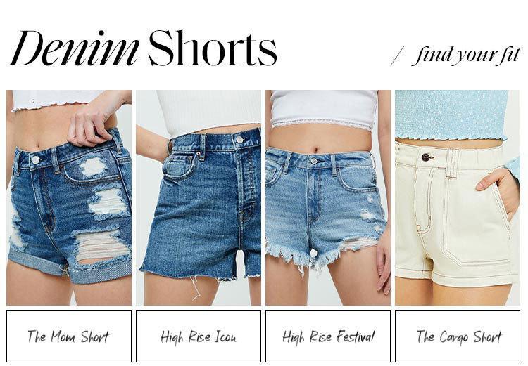 Women's Shorts | PacS