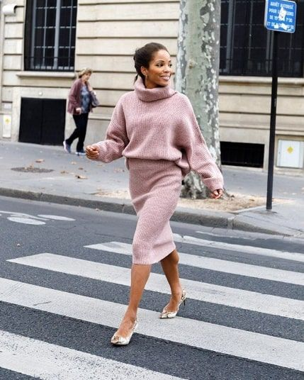 The 11 Best Outfits With Kitten Heels | Who What We
