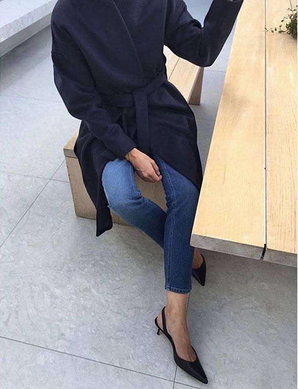 Totême Chelsea Coat | Mode ideer, Mode street, Outfi