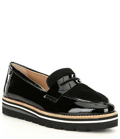 Antonio Melani Black Women's Loafers | Dillard