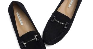 Shoes | Anna Kastle Womens Black Penny Loafers | Poshma