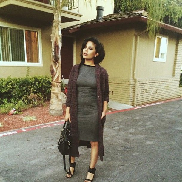 knit heels short hair grey midi midi dress bodycon bodycon dress .
