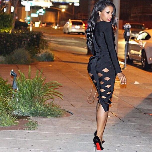 dress, dream it wear it, dress, black, black dress, little black .