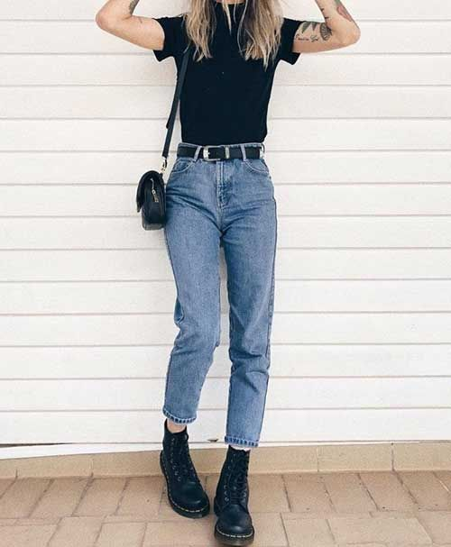 Pin by Udya on Brittany Bathgate | Mom jeans outfit, Streetwear .