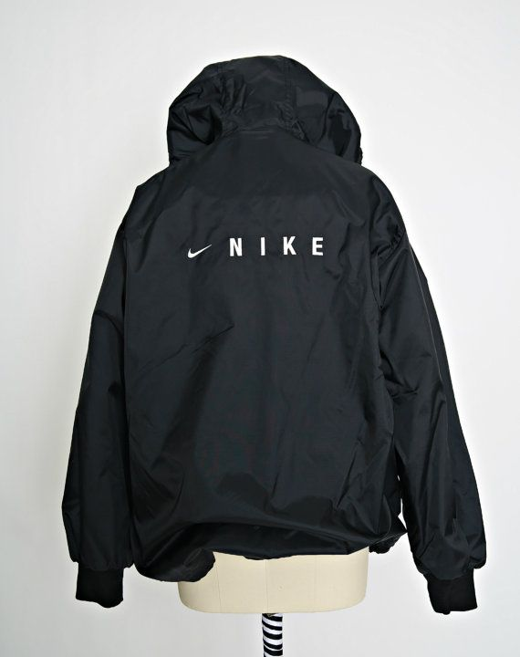 Irma Rebecca on | Vintage nike jacket, Nike windbreaker jacket .