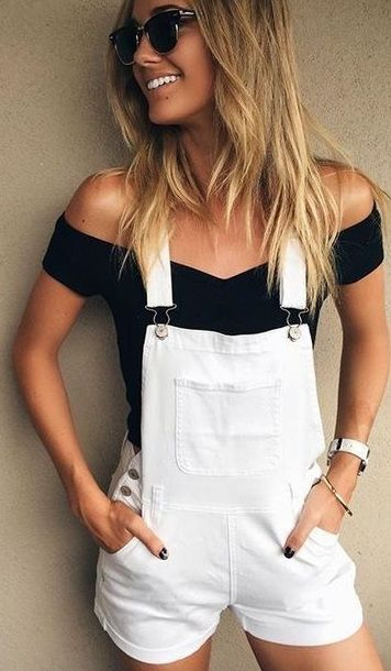 12 Awe-Inspiring Dungaree Outfit Ideas To Imitate Right Now .