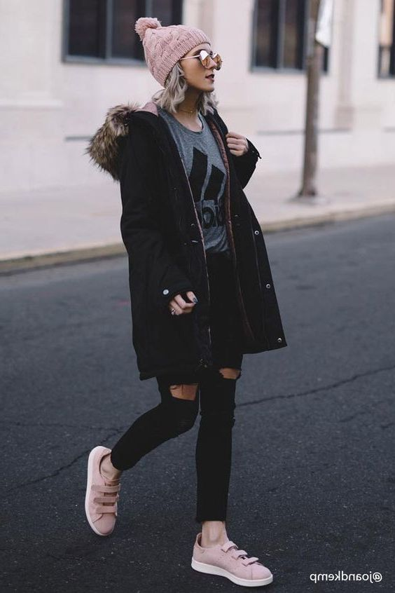 Parkas For Women: Best Outfit Ideas 2020 - LadyFashioniser.c