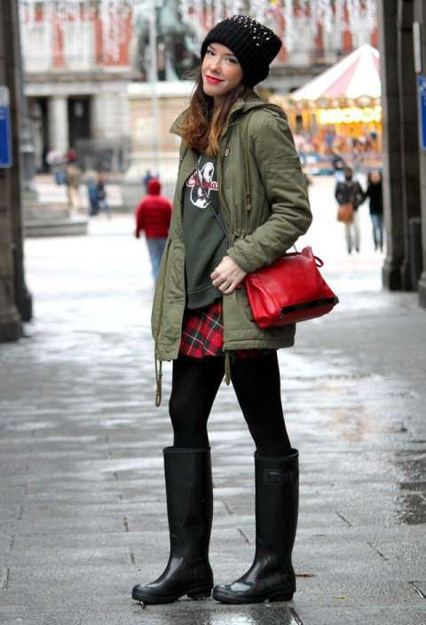 How to Wear Parka Jacket for Women: Top 15 Outfit Ideas - FMag.c