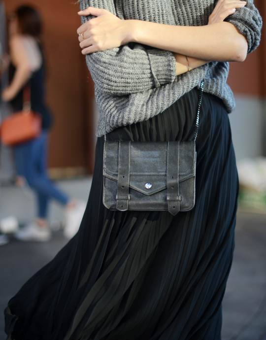 The Pleated Skirt Outfit Is A Game Changer This Spring - Just The .