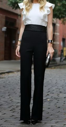 35 Skinny High Waist Pants Outfit Ideas for Fall | Outfits, Skinny .