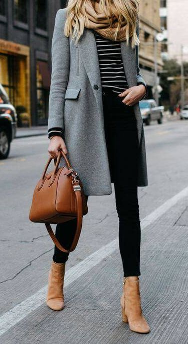 21 Cheap Pants Outfit Ideas for Fall | Winter outfits women .