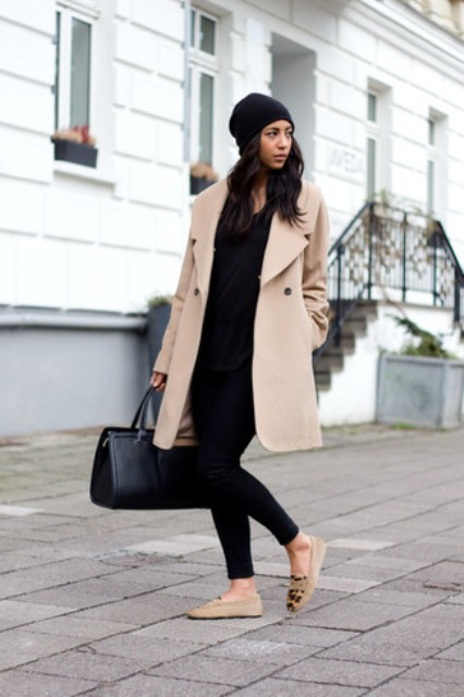 15 Outfits With Suede Loafers For Ladies - Styleohol