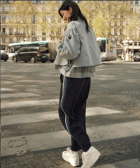 Women Sporty Style-30 Ways to Get a Fashionable Sporty Lo