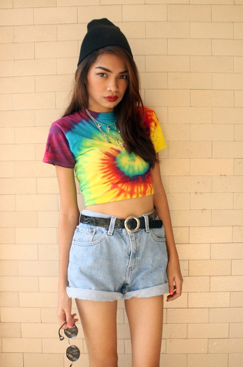Tie-Dye Summer Women Outfits 2020 | Become Ch