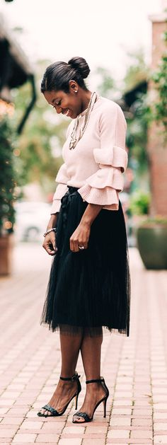 153 Best Tulle Skirt Outfits images in 2020 | Style, Outfits, Tul