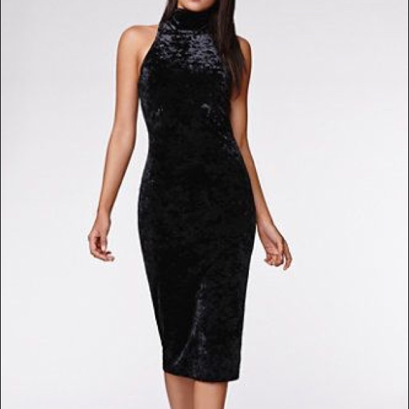 Kendall & Kylie Dresses | Kendall And Kylie Black Velvet .