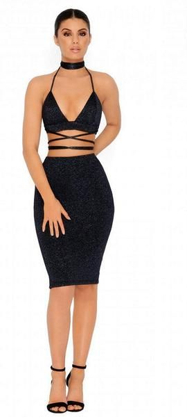 Mercy Two Piece Dress Outfit (With images) | Two piece dress .