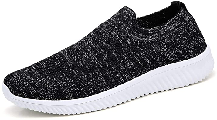 Amazon.com | Lapens Women's Sneaker Running Shoes Slip-on Athletic .