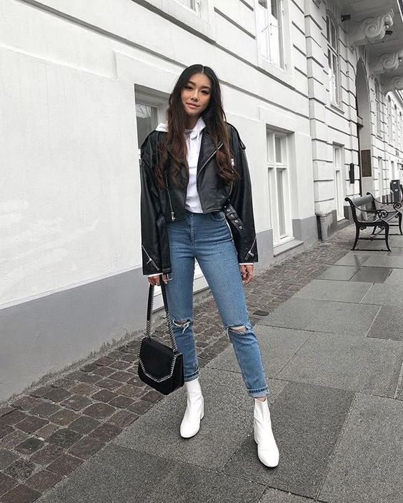 How To Wear Ankle Boots This Fall: Street Style Ideas 2020 .