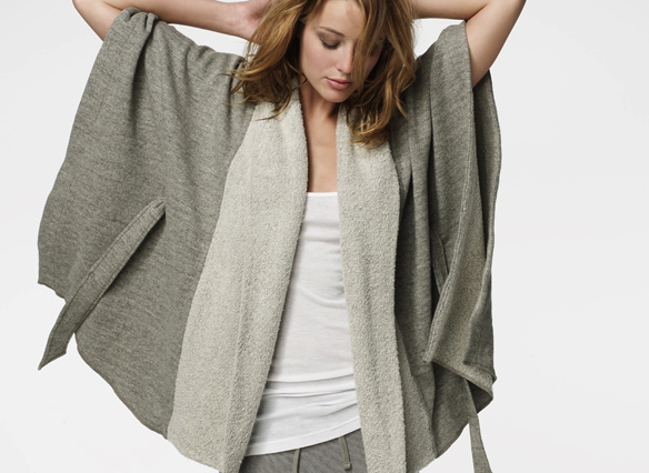 Beautiful JAMES PERSE oversized blanket cardigan – Materialolo