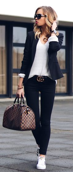 207 Best White Shoes Outfit images | Casual outfits, Fashion, Cloth