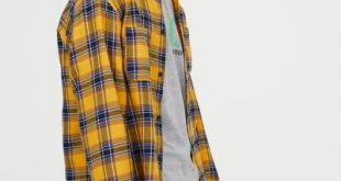 Cotton Flannel Shirt   Cotton flannel shirts, Flannel outfits men .