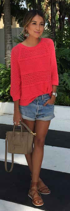 48 Best beige shorts images | Summer outfits, Cute outfits, Casual .
