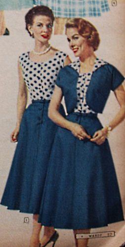 Polka Dot Dresses: 20s, 30s, 40s, 50s, 6