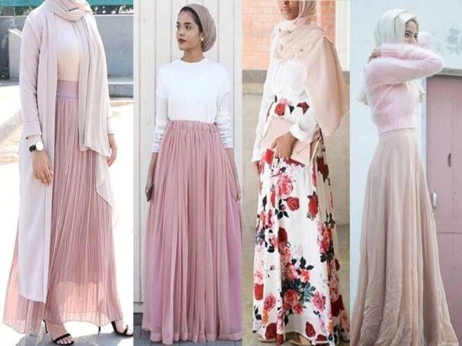 Muslim women hijab trends | Hijab trends, Fashion, Modesty fashi