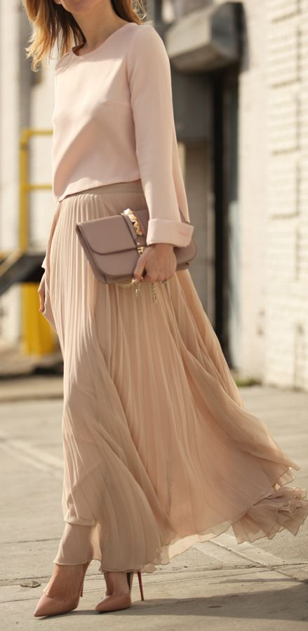 30 Ways to Reinvent Your Maxi Skirt Right Now   Fashion, Modest .
