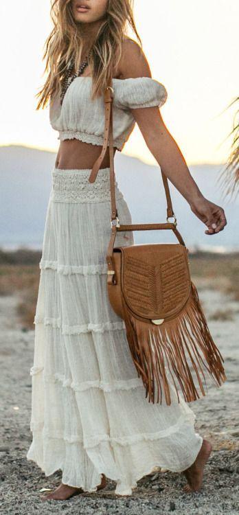 50 Bohemian Outfits For Moms | Boho fashion, Fashion, Boho outfi